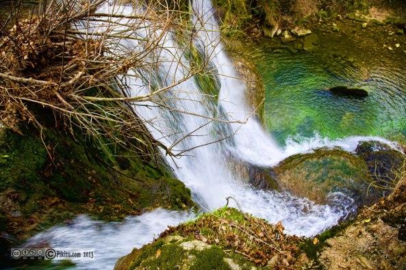 Cascada de Peñaladros (Burgos)