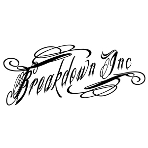 Breakdown Inc.logo-texto