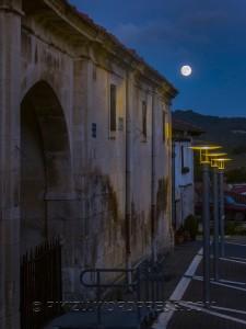 Luna llena en Peñacerrada
